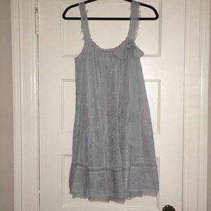 BCBG/MAXAZRIA Lace Swing Style Dress.